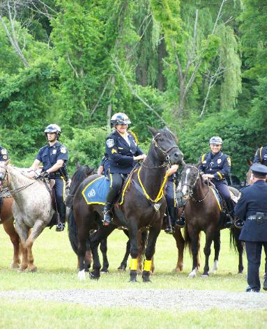 Advanced Mounted Police School Rockland County Sheriff Department